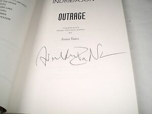 ARNALDUR-INDRIDASON-Outrage-SIGNED-UNCORRECTED-PROOF-large-1-1-pb-2011-CRIME