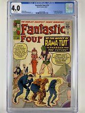 Fantastic Four #19 (Oct 1963, Marvel)