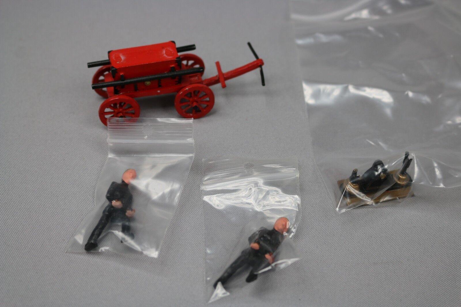 ZC1264 FF Models Figurines Résine Miniature 1 43 Pompiers