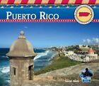 Puerto Rico by Sarah Tieck (Hardback, 2012)