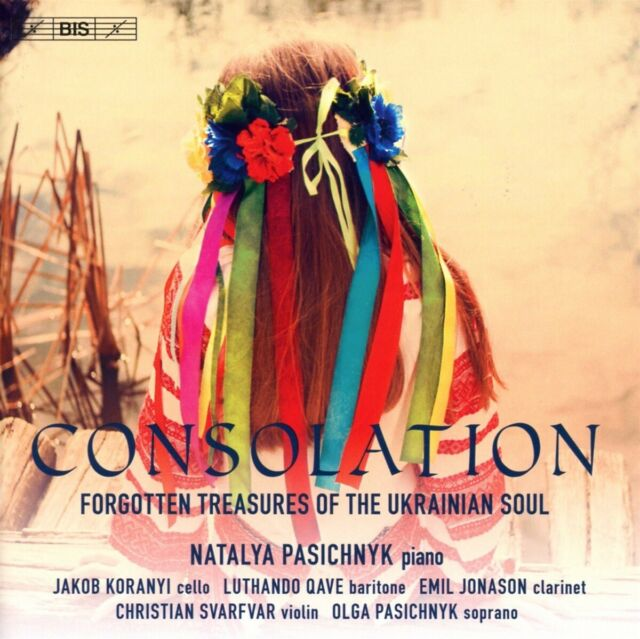 Jonason - Consolation: Forgotten Treasures of the Ukranian Soul