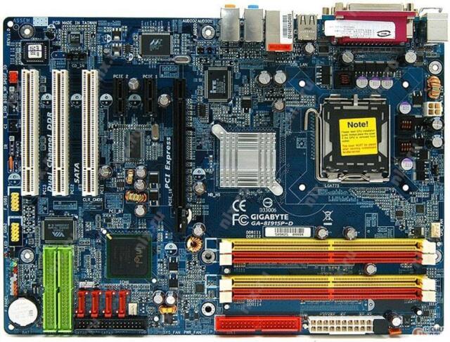 Gigabyte GA-8I915P-D F3 Driver Windows