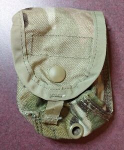 USGI OCP Multicam Molle II Hand Grenade Pouch OCP