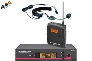 Sennheiser-EW152G3-A-Wireless-Bodypack-Microphone-System-With-ME3-Headset-EW152