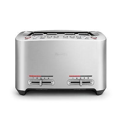 Breville BTA845BSS the Smart Toast® Toaster