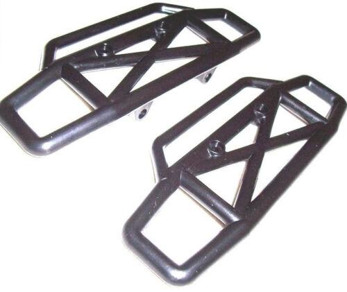 BS904-003 HI904-003 1//8 Scale Plastic Front and Rear Bumper x 2 BSD Parts