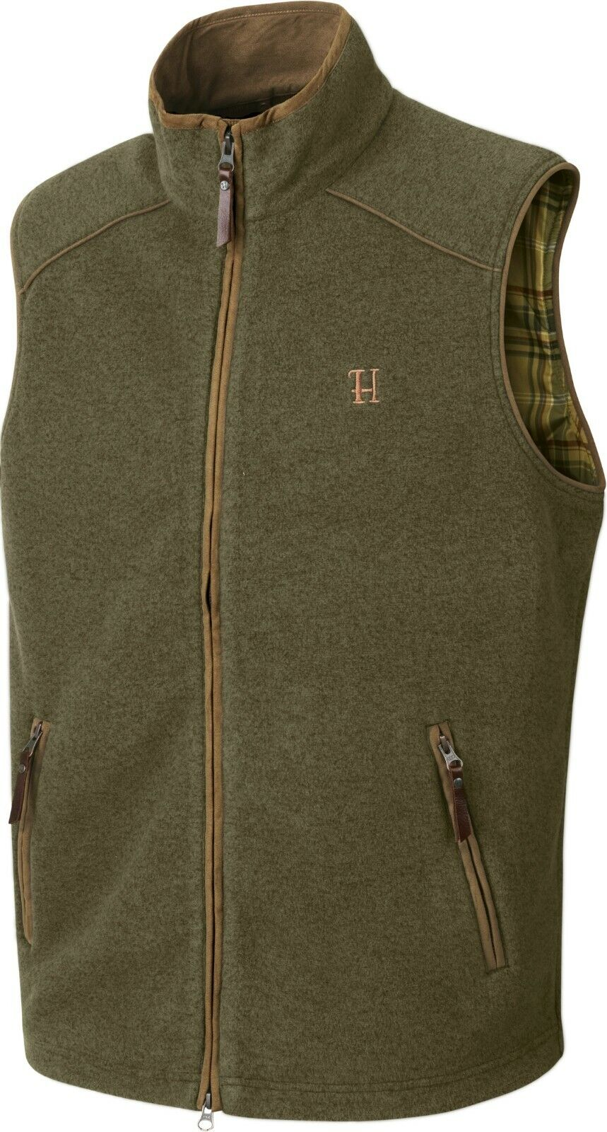 Harkila Sandhem Mens Fleece Gilet