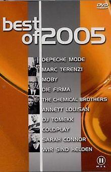 Various Artists - Best Of 2005   DVD   Zustand gut