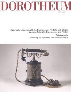 Liberal Dorotheum Antique Scientific Instruments And Models 28/09/2017 Hb Decorative Arts Antiques