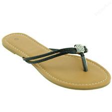 61d26d5e7d12 item 8 New Women Cute Flat Sandal Two-strap Thong Flip Flops Style Shoes  5-10 Size -New Women Cute Flat Sandal Two-strap Thong Flip Flops Style  Shoes 5-10 ...