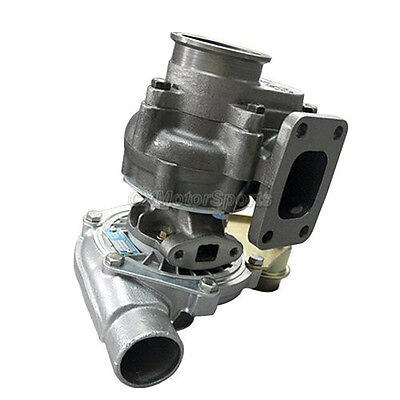 """CXRacing T3 .48 AR 8PSI Turbo Charger 2.5"""" V-band 0.60 AR Compressor For Civic"""
