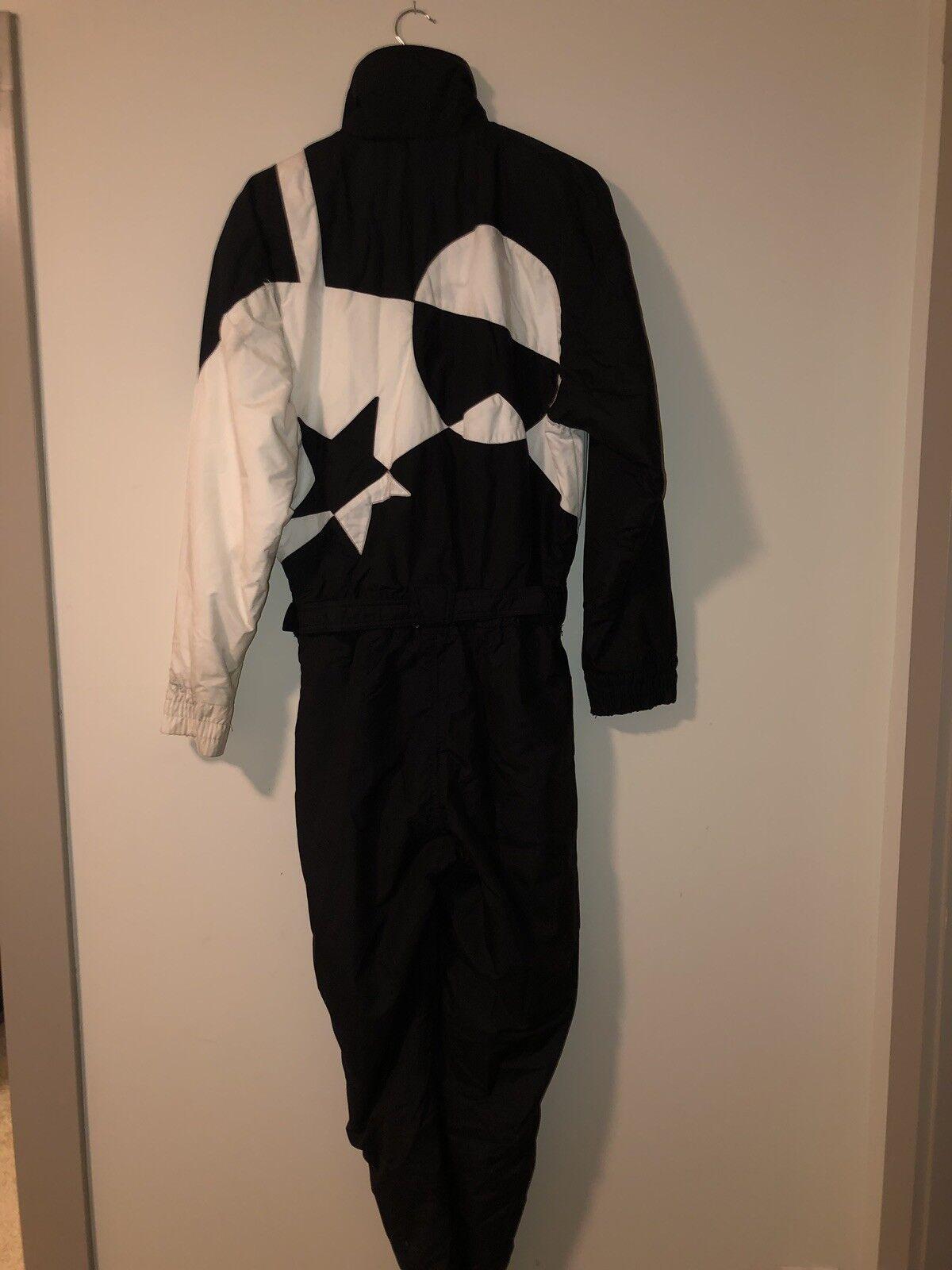 34048b14646 Womens Vintage One Piece Snowsuit (medium) Size 10 nzoovg2554 ...