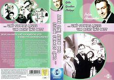 (VHS) Und sowas muss um acht ins Bett - Gitte Hænning, Peter Alexander (1965)