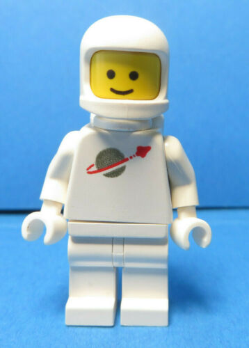 Lego Figuren Space M-Tron Spyrus Ice Planet Blacktron Monorail Power Miners