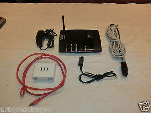 AVM-FRITZBox-Fon-WLAN-7141-125-Mbit-s-DSL-WLAN-Router-VoIP-2J-Garantie