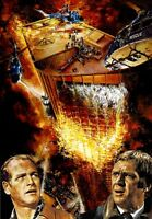 The Towering Inferno Movie Poster : 11 X 17 Inches - Paul Mcqueen