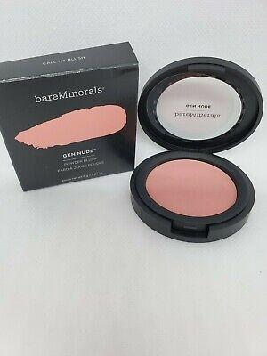 Bareminerals / Gen Nude Powder Blush (call My Blush) .21