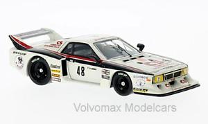 Maravilloso MODELCoche Lancia Beta MonteCochelo  48 platastone 1982 - 1 43 - LIM. Ed