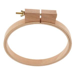 Cerchio-da-ricamo-in-legno-di-faggio-naturale-Cerchio-per-ricamo-a-punto-croce