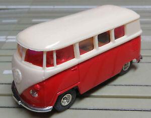 FALLER-AMS-VW-Bulli-con-motor-bloque-4-NUEVO-Repro-Neumaticos