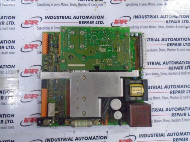 SIEMENS CONTROLLER CARD 6SC6100-0GB12