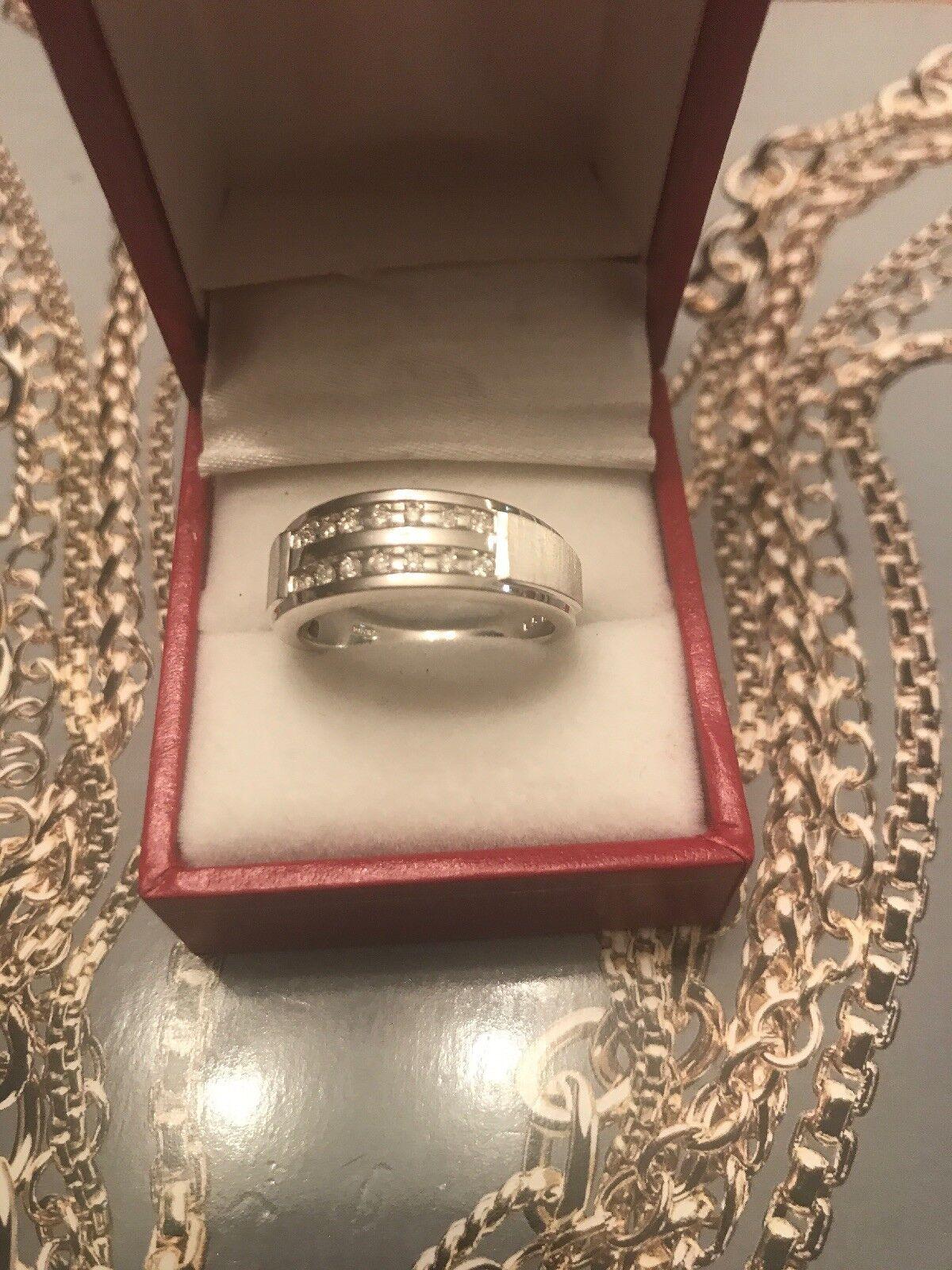 Trauringe Trauringe Eheringe Aus 585 Gold Bicolor Mit Diamant & Gratis Gravur A19005905 Last Style Diamanten