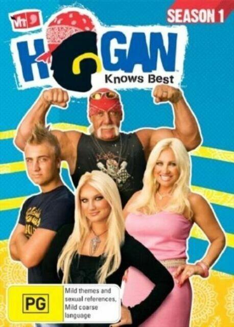 Hulk Hogan Knows Best Complete Vh1 Set Series Seasons 1 2 3 DVD ...