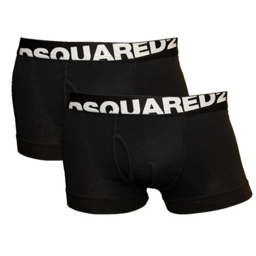 Dsquared2 2-pezzi Confezione Uomo Costume Pantaloni Boxer Cotone Elastico