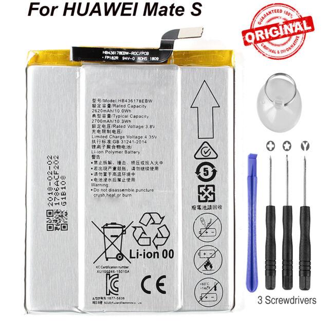 Genuine Battery Huawei Mate S Hb436178ebw For Sale Online Ebay