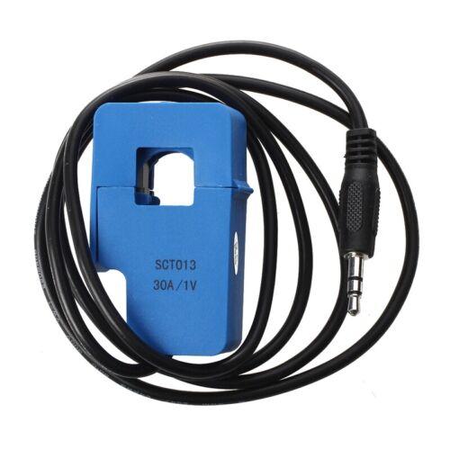 SCT 013-030 3.5mm Sortie Split-core Transformateur de Courant Y3D9 1X 2E