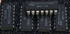 5 pcs. M74HC27B1  ST  NOR Gate 3-Element 3-IN CMOS  DIP14  NOS