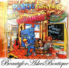 Psalty's Christmas Calamity Kids Praise & Worship Singalong Story Fun Childs CD
