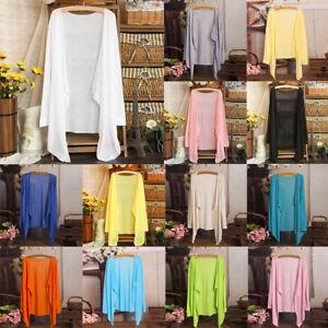 Summer-Women-Thin-Cardigan-Long-Sleeve-Casual-Modal-Sun-Protection-Clothing-Tops
