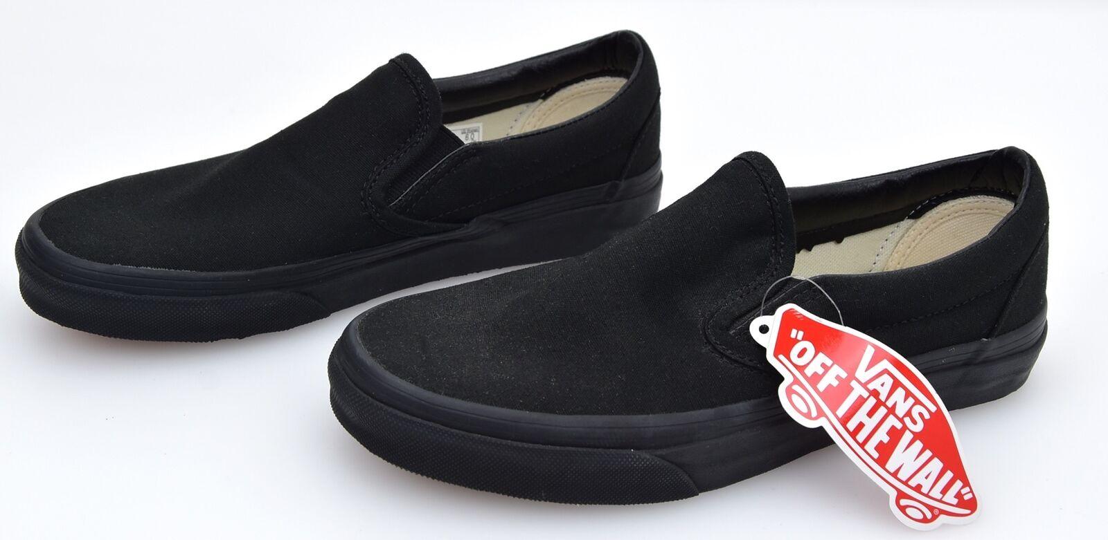 Vans Mujer Zapatillas Mocasines Mocasines Mocasines Casual de Lona código Clásico Slip-On VN -0 Eyebka  Tienda 2018