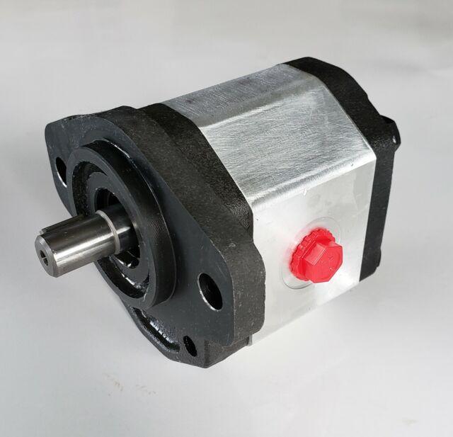 NorTrac Bi-Directional Gear Pump Dia Shaft 11 GPM 5//8in