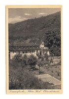 """Alte Ansichtskarte Postkarte Oberschlottwitz 1953 """"Klein Tirol"""" gelaufen"""