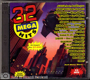 32-MEGA-HITS-2-CD-Anno-1995
