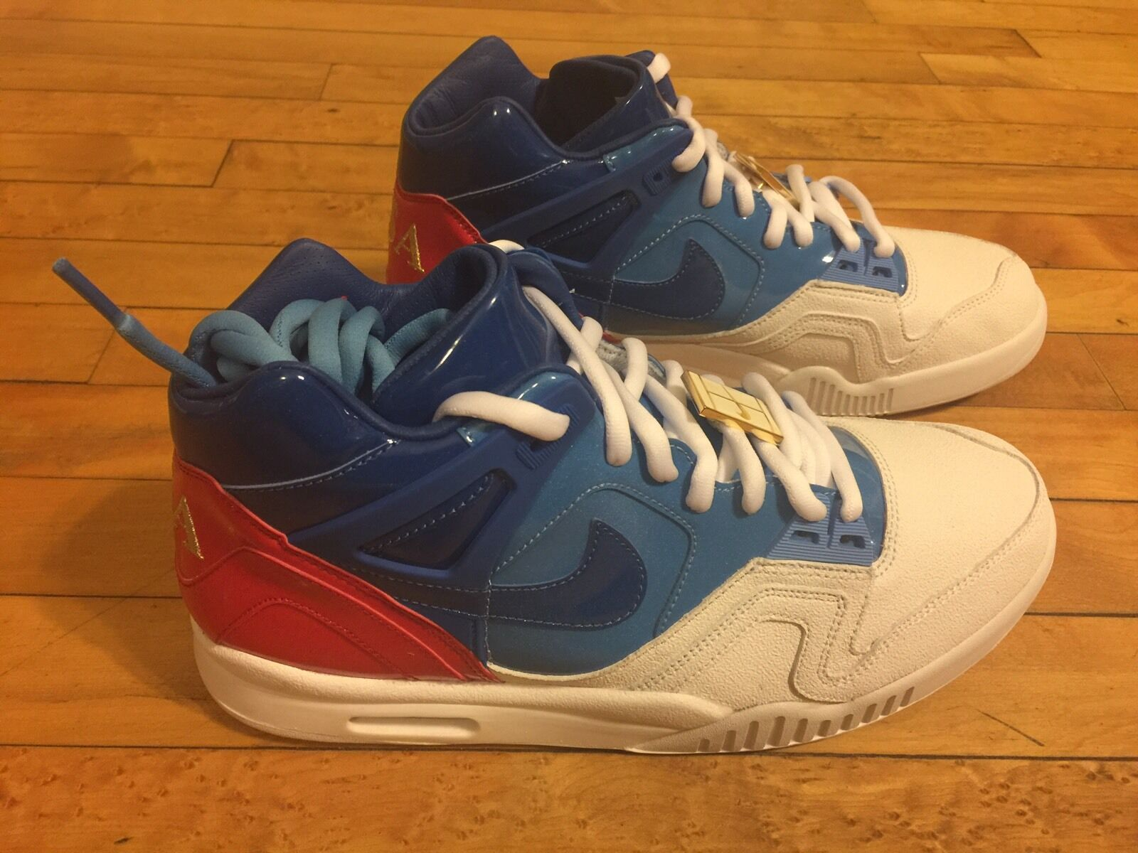 NIKE AIR TECH CHALLENGE SZ10 II SP US OPEN SZ10 CHALLENGE 621358-146 NIKE LAB NSW MERCER QS 5d3994