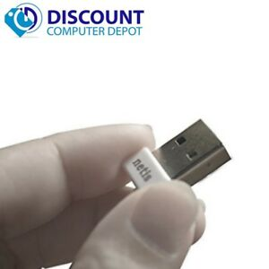 Internet thumb drive for wireless computer
