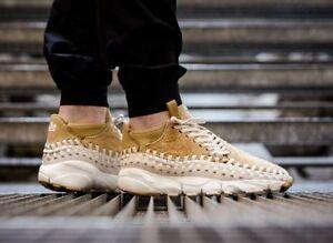 7d60d6dd6068 MENS Nike Air Footscape Woven Chukka QS 100%Aut 913929-700 NEW