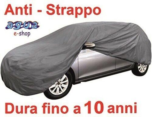 R06 ANTIPIOGGIA COPRI AUTO RESISTENTE rgm TELO COPRIAUTO per Volkswagen up
