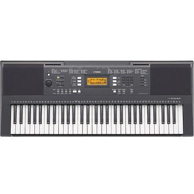 Yamaha PSRE343 Portable 61 Key Digital Keyboard