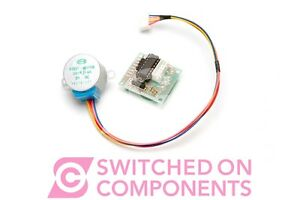 5V-28BYJ-48-4-Phase-Stepper-Motor-with-ULN2003-Driver-Board-Arduino-Pi-Pic-AVR
