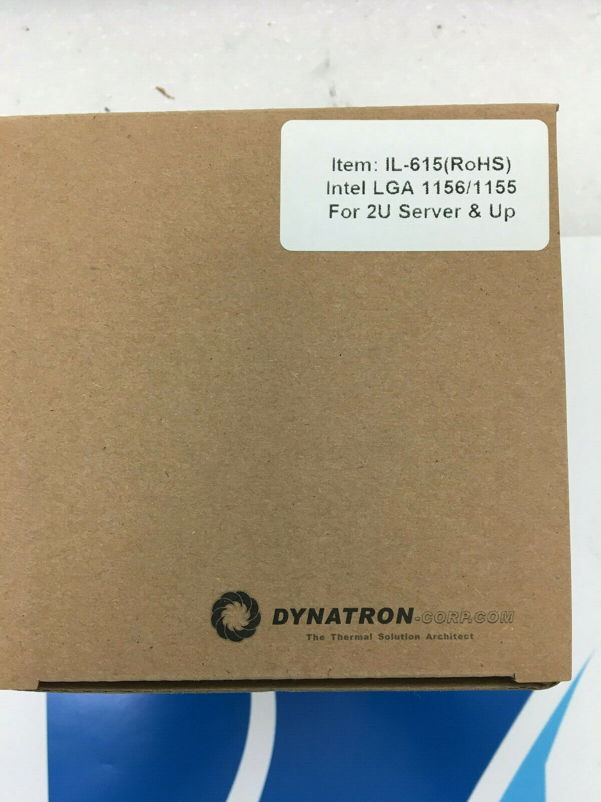 Dynatron K785 77mm 2 Ball CPU Cooler for Intel LGA Socket 1156/1155