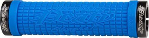 Lizard Skins Peaty Lock On Grips Electric Blue