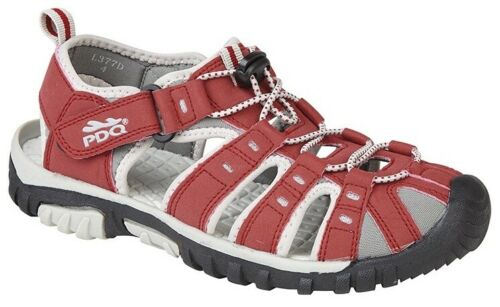 Size 3 4 5 6 7 8 9 Ladies Womens Hiking Walking Trail Sandals Toggle /& Strap