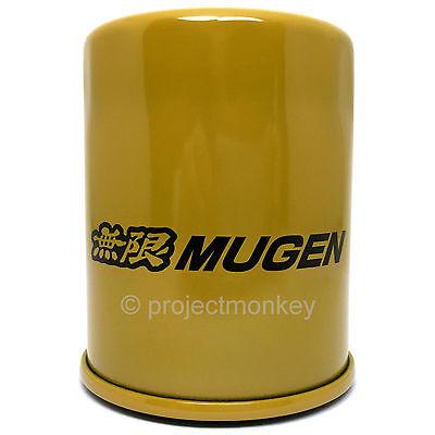 Mugen 15400-XK5B-0000 Hi-Performance Oil Filter Genuine JDM Fits: Honda M20xP1.5