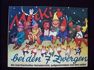 Wilhelm-Petersen-Mecki-bei-den-7-Zwergen-Lingen-Verlag