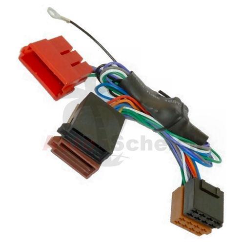 Sistema activamente adaptador de radio para audi a2 a3 a4 b5 a6 a8 TT Bose DSP cable VW SEAT