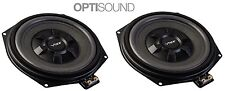 Vibe Optisound BMW 1 Series F20 F21 Car Audio Underseat Subwoofers 1 Pair